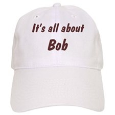 Personalized Bob Baseball Cap