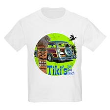 Tiki's Woody T-Shirt