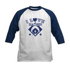 I Love Diamonds Tee