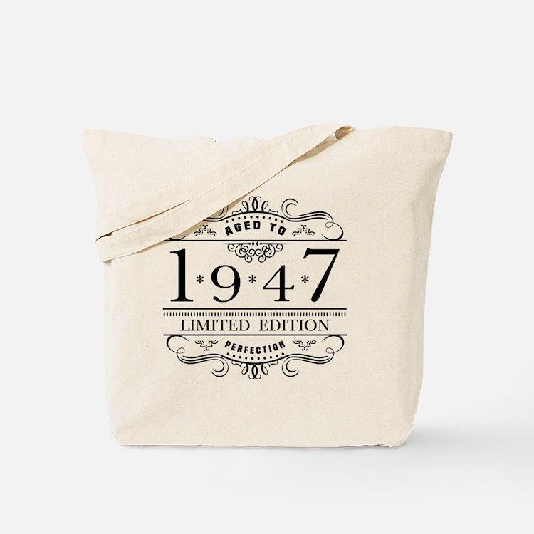 Cute 70 year old birthday Tote Bag