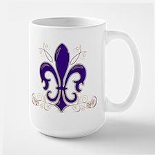 Fleur De Lis 3 Mug