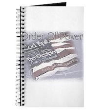 Order Of Power Journal