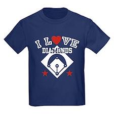 I Love Diamonds T