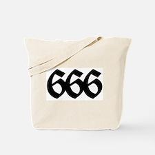 666 Tote Bag