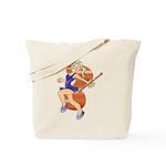 Majorette Tote Bag
