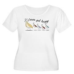 Get Hoppy Partridge T-Shirt
