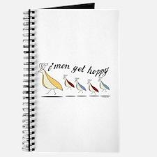 Get Hoppy Partridge Journal