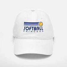 Softball Princess Baseball Baseball Cap