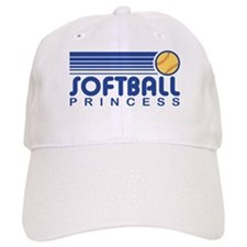 Softball Princess Baseball Cap