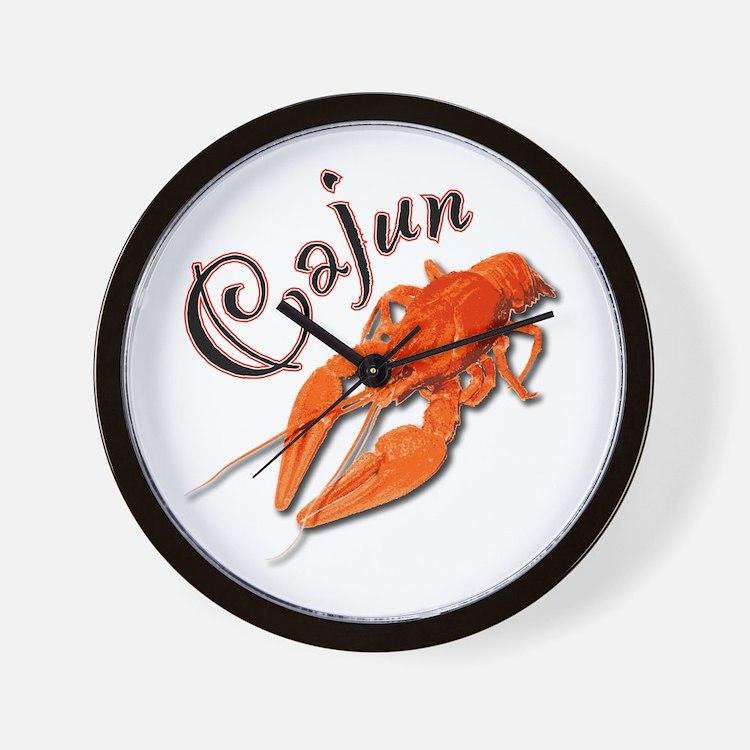 Cajun Wall Clock
