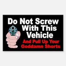 Vehicle warning