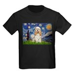Starry / Cocker #1 Kids Dark T-Shirt