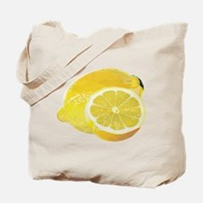 Just Lemons Tote Bag