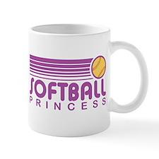 Softball Princess Mug