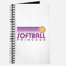 Softball Princess Journal