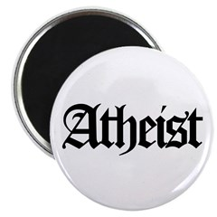Official Atheist Magnet
