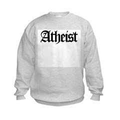 Official Atheist Sweatshirt