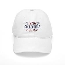 1970's Collectible Birthday Baseball Cap