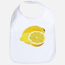 Just Lemons Bib