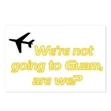 Not Guam Postcards (Package of 8)