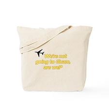Not Guam Tote Bag