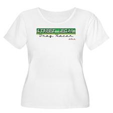Street Legal Drag Racer T-Shirt