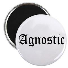 Agnostic Magnet