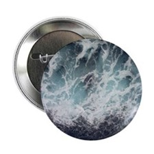 """Sea 2.25"""" Button (10 pack)"""
