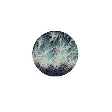 Sea Mini Button