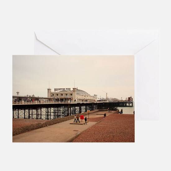 Brighton Greeting Card