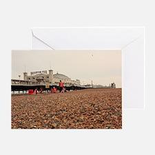 Brighton Greeting Card