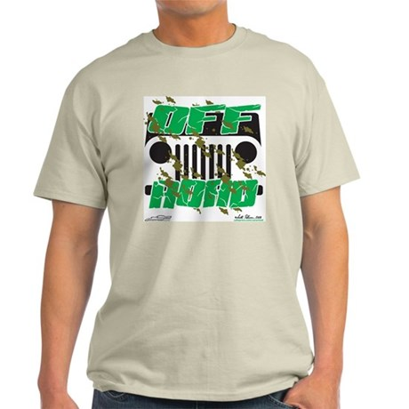 Off Road Jeep Light T-Shirt