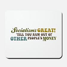 Socialism's Great! II Mousepad