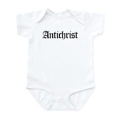 Antichrist Infant Bodysuit