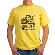 Raised on Reagan T