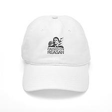 Raised on Reagan Baseball Cap