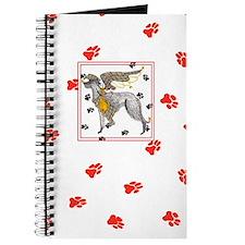 Gulliver's Angels Scottish Deerhound RedJournal