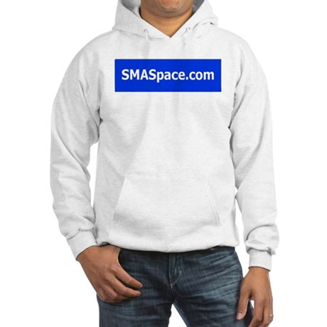 You Are Not Alone Hooded Sweatshirt