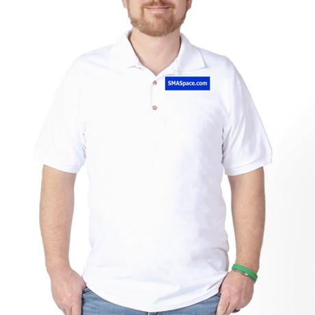 You Are Not Alone Golf Shirt