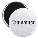 Humanist Magnet