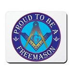 Masonic Pride Mousepad