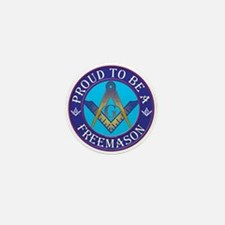 Masonic Pride Mini Button