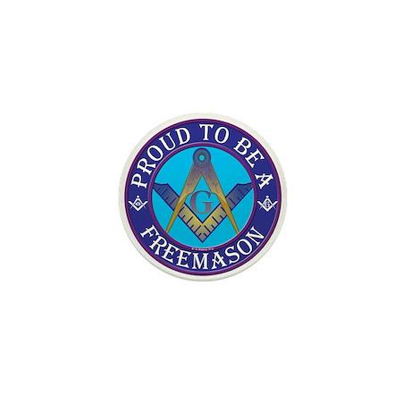 Masonic Pride Mini Button (100 pack)