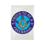 Masonic Pride Rectangle Magnet