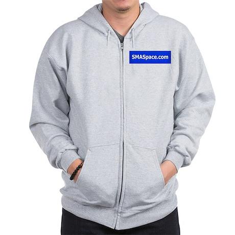 Official SMASpace Merchandise Zip Hoodie