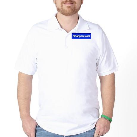 Official SMASpace Merchandise Golf Shirt