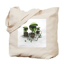 Unique Eat plants Tote Bag