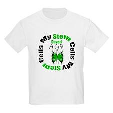 My Stem Cells Saved Sister T-Shirt