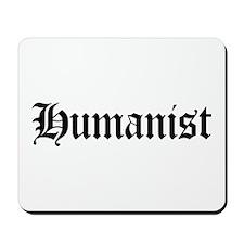 Humanist Mousepad