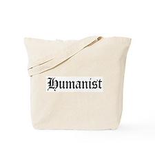 Humanist Tote Bag